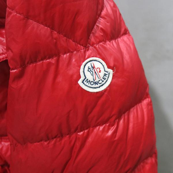MONCLER(몽클레어) FEDOR GIUBBOTTO 레드컬러 다운 여성용 패딩 자켓 [인천점] 이미지3 - 고이비토 중고명품