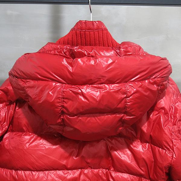MONCLER(몽클레어) FEDOR GIUBBOTTO 레드컬러 다운 여성용 패딩 자켓 [인천점] 이미지5 - 고이비토 중고명품