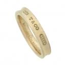 Tiffany(티파니) 루베이도™ 메탈 네로우 1837™ 링 반지 - 16호 [강남본점]