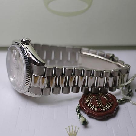 Rolex(로렉스) 118239 18K 화이트골드 데이 데이트 36mm 남성용 시계 (W) 이미지3 - 고이비토 중고명품
