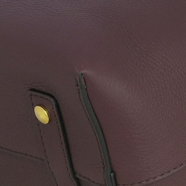 Burberry(버버리) 407738 와인 레더 스몰 벨트백 2WAY [동대문점] 이미지4 - 고이비토 중고명품