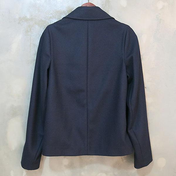 VALENTINO(발렌티노) 네이비 컬러 더블 남성용 반 코트 [대구동성로점] 이미지2 - 고이비토 중고명품