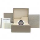 Bvlgari(불가리) BBP40C11CGLD 카본 골드 오토매틱 가죽밴드 시계 [강남본점]