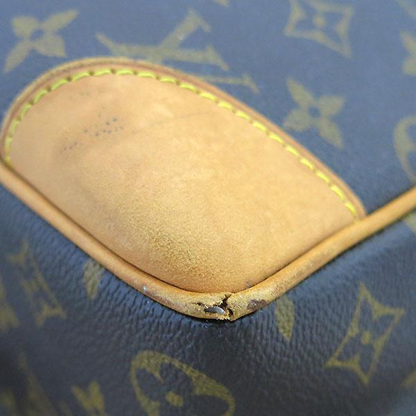 Louis Vuitton(루이비통) M40223 모노그램 캔버스 포르테 다큐먼트 보야지 GM 토트백 + 숄더 스트랩 [부산센텀본점] 이미지5 - 고이비토 중고명품