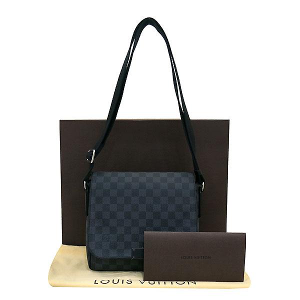 Louis Vuitton(루이비통) N41260 다미에 그라피트 캔버스 디스트릭트 PM 크로스백 [부산센텀본점]