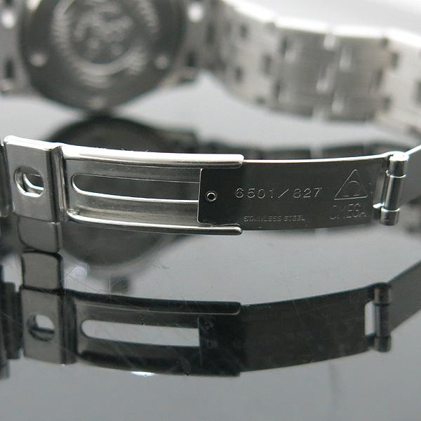 Omega(오메가) 2284.50.00 SEAMASTER(씨마스터) 프로페셔널 다이버 300 28MM 스틸밴드 쿼츠 여성용 시계 [인천점] 이미지4 - 고이비토 중고명품