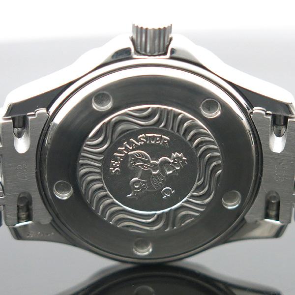 Omega(오메가) 2284.50.00 SEAMASTER(씨마스터) 프로페셔널 다이버 300 28MM 스틸밴드 쿼츠 여성용 시계 [인천점] 이미지5 - 고이비토 중고명품