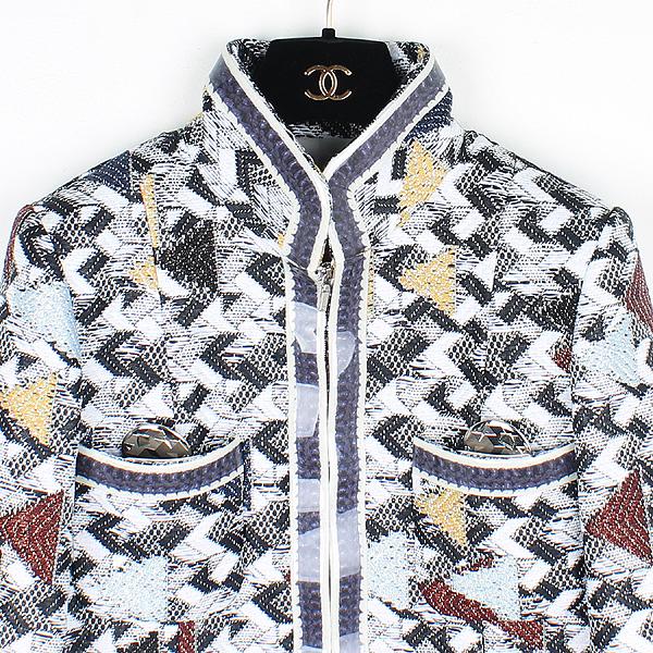 Chanel(샤넬) 2016F/W P53828 트위드 여성용 자켓 [강남본점] 이미지2 - 고이비토 중고명품