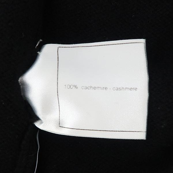 Chanel(샤넬) 크리스탈 장식 100% 캐시미어 여성용 나시 [강남본점] 이미지6 - 고이비토 중고명품