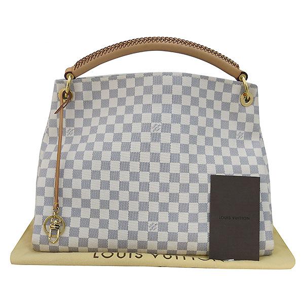 Louis Vuitton(루이비통) N41174 다미에 아주르 캔버스 앗치MM 숄더백 [부산센텀본점]