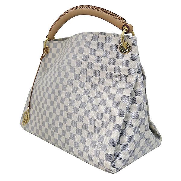 Louis Vuitton(루이비통) N41174 다미에 아주르 캔버스 앗치MM 숄더백 [부산센텀본점] 이미지3 - 고이비토 중고명품