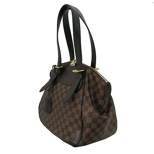 Louis Vuitton(루이비통) N41118 다미에 에벤 캔버스 베로나 MM 숄더백 [부산센텀본점] 이미지2 - 고이비토 중고명품