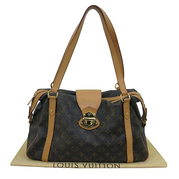 Louis Vuitton(루이비통) M51186 모노그램 캔버스 스트레사 PM 숄더백 [부산센텀본점]