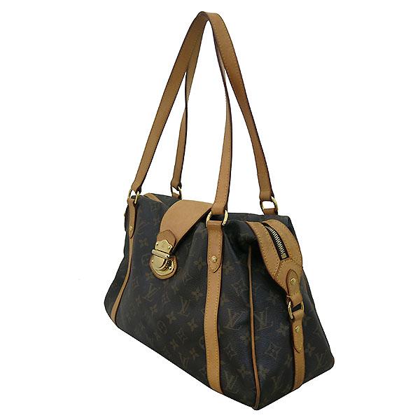 Louis Vuitton(루이비통) M51186 모노그램 캔버스 스트레사 PM 숄더백 [부산센텀본점] 이미지3 - 고이비토 중고명품