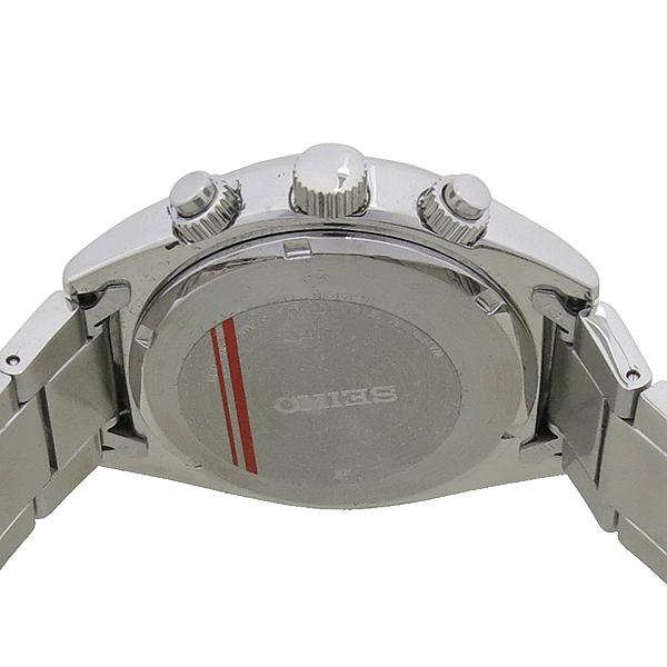 SEIKO(세이코) SNN231P 스포츠라인 크로노그래프 스틸 남성용 시계 [강남본점] 이미지4 - 고이비토 중고명품
