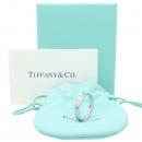 Tiffany(티파니) 925 실버 1837 라운드 반지 -21호 [강남본점]