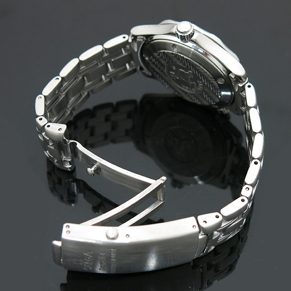 Omega(오메가) 2561.80 Midsize SEAMASTER (시마스터) PROFESSIONAL (프로페셔널) 다이버 300M 36MM 스틸 남여공용 쿼츠 시계 [인천점] 이미지4 - 고이비토 중고명품
