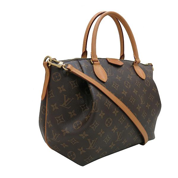 Louis Vuitton(루이비통) M48814 모노그램 캔버스 TURENNE(튀렌느) MM 토트백 + 숄더스트랩 [인천점] 이미지3 - 고이비토 중고명품