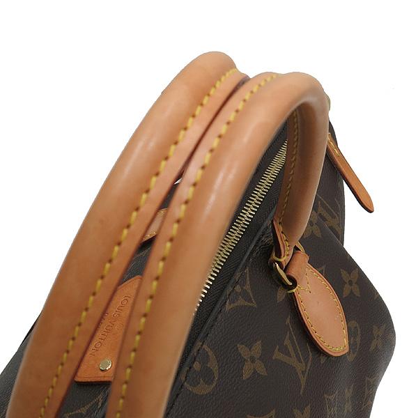 Louis Vuitton(루이비통) M48814 모노그램 캔버스 TURENNE(튀렌느) MM 토트백 + 숄더스트랩 [인천점] 이미지4 - 고이비토 중고명품