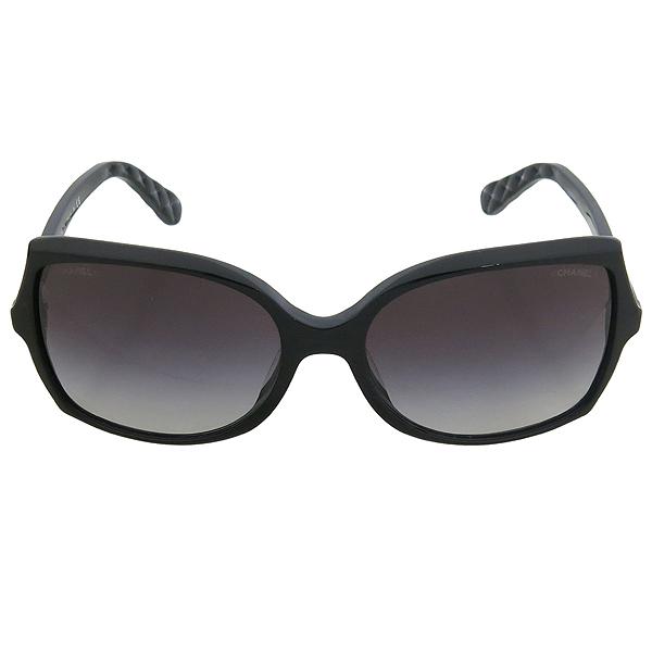Chanel(샤넬) 5245-A 측면 로고 은장 장식 선글라스 [강남본점] 이미지2 - 고이비토 중고명품