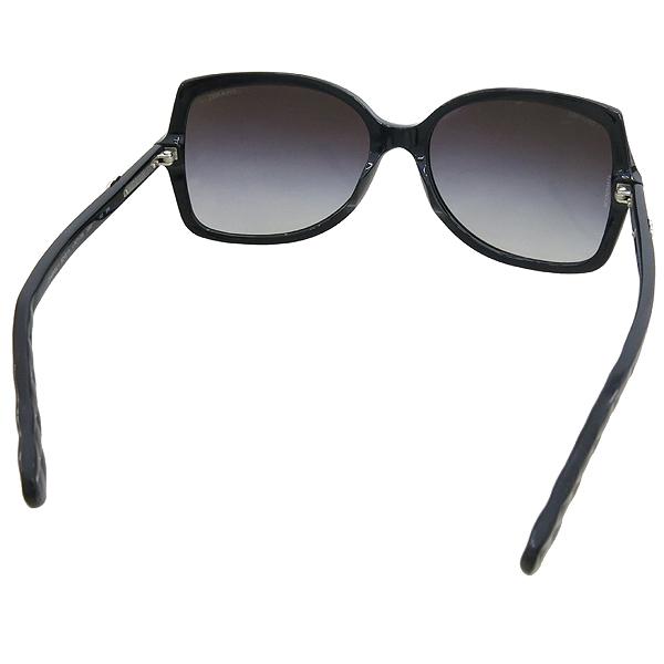 Chanel(샤넬) 5245-A 측면 로고 은장 장식 선글라스 [강남본점] 이미지4 - 고이비토 중고명품