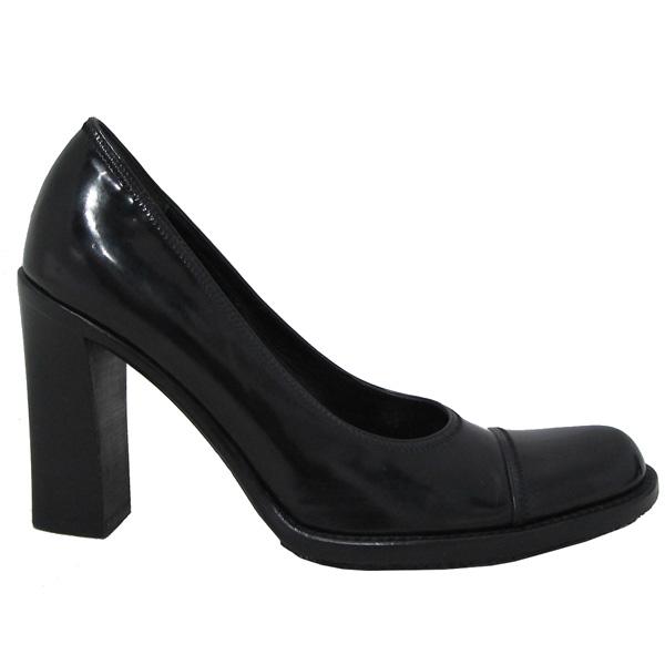 Prada(프라다) 블랙 컬러 펌프스 여성용 구두 [대구반월당본점] 이미지3 - 고이비토 중고명품