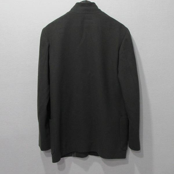 Jilsander(질샌더) 카키브라운 컬러 2버튼 여성용 모 자켓 [대구반월당본점] 이미지3 - 고이비토 중고명품