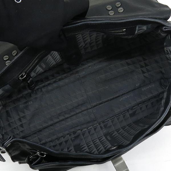 PROENZA SCHOULER(프로엔자슐러) 블랙 컬러 판쵸 M사이즈 2WAY [강남본점] 이미지5 - 고이비토 중고명품