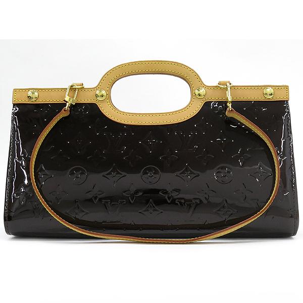 Louis Vuitton(루이비통) M91995 모노그램 베르니 아마랑뜨 룩스부리 드라이브 2WAY [강남본점] 이미지2 - 고이비토 중고명품