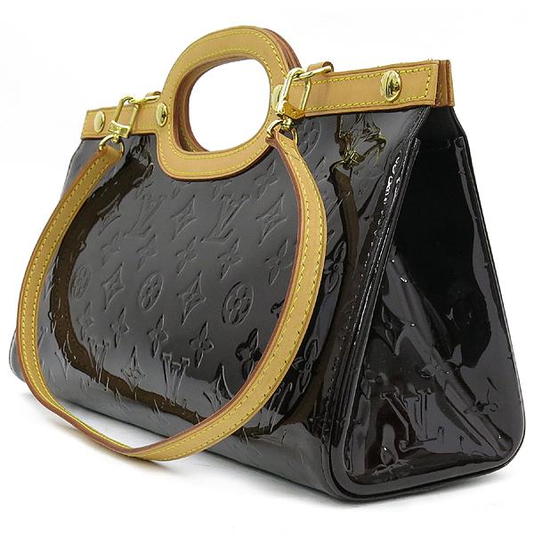 Louis Vuitton(루이비통) M91995 모노그램 베르니 아마랑뜨 룩스부리 드라이브 2WAY [강남본점] 이미지3 - 고이비토 중고명품