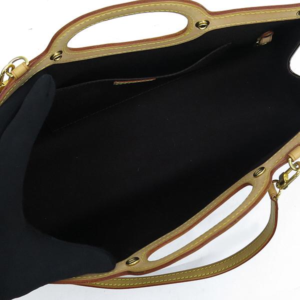 Louis Vuitton(루이비통) M91995 모노그램 베르니 아마랑뜨 룩스부리 드라이브 2WAY [강남본점] 이미지5 - 고이비토 중고명품