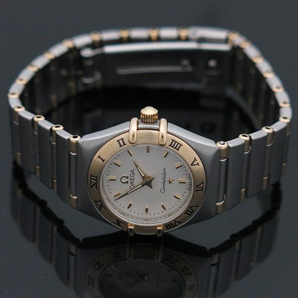 Omega(오메가) 1362.30 18K 콤비 CONSTELLATION(컨스틸레이션) 하프바 여성용 시계 [인천점] 이미지2 - 고이비토 중고명품