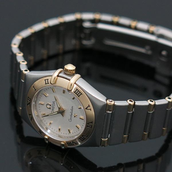 Omega(오메가) 1362.30 18K 콤비 CONSTELLATION(컨스틸레이션) 하프바 여성용 시계 [인천점] 이미지3 - 고이비토 중고명품