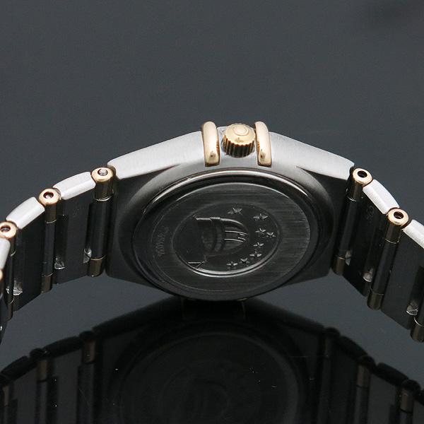 Omega(오메가) 1362.30 18K 콤비 CONSTELLATION(컨스틸레이션) 하프바 여성용 시계 [인천점] 이미지4 - 고이비토 중고명품