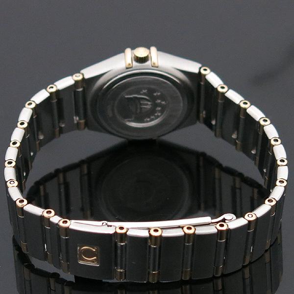 Omega(오메가) 1362.30 18K 콤비 CONSTELLATION(컨스틸레이션) 하프바 여성용 시계 [인천점] 이미지5 - 고이비토 중고명품