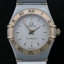 Omega(오메가) 1362.30 18K 콤비 CONSTELLATION(컨스틸레이션) 하프바 여성용 시계 [인천점]