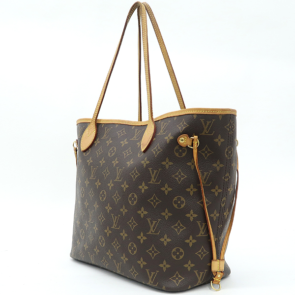 Louis Vuitton(루이비통) M40156 모노그램 캔버스 네버풀 MM 숄더백 [강남본점] 이미지3 - 고이비토 중고명품