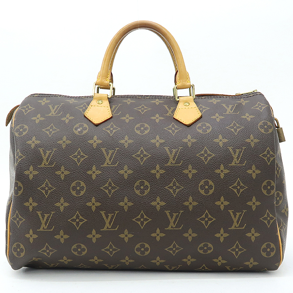 Louis Vuitton(루이비통) M41524 모노그램 캔버스 스피디35 토트백 [강남본점]