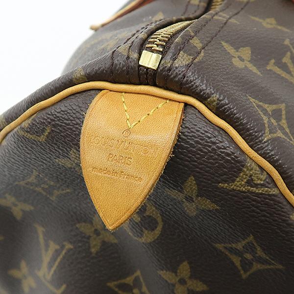 Louis Vuitton(루이비통) M41524 모노그램 캔버스 스피디35 토트백 [강남본점] 이미지3 - 고이비토 중고명품