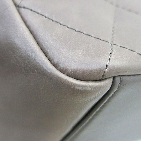 Chanel(샤넬) 금장 COCO로고 파우더핑크 레더 퀼팅 탑핸들 토트백 + 체인 숄더백 2WAY [대전본점] 이미지5 - 고이비토 중고명품