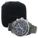 Chanel(샤넬) H0940 J12 블랙 세라믹 크로노그래프 오토매틱 남성용 시계 [강남본점]