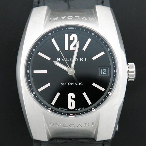 Bvlgari(불가리) ERGON(에르곤) EG35S 레더 밴드 남여공용 오토메틱 시계  [인천점]