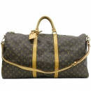 Louis Vuitton(루이비통) M41412 모노그램 캔버스 키폴 반둘리에 60 여행용 가방 + 숄더스트랩 [강남본점]