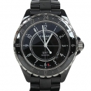 Chanel(샤넬) H2012 J12 42MM GMT 블랙 세라믹 오토매틱 남성용 시계[광주]