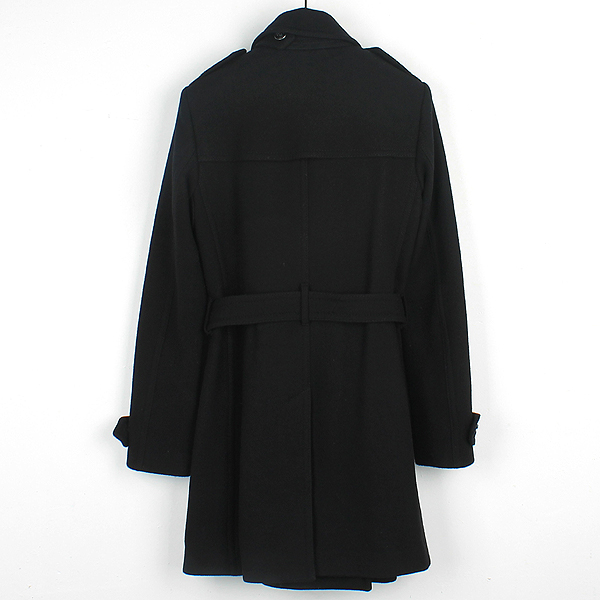 Burberry(버버리) 3759519 런던 울 캐시미어 혼방 견장 장식 여성용 트렌치 코트 + 벨트(SET) [대구반월당본점] 이미지3 - 고이비토 중고명품