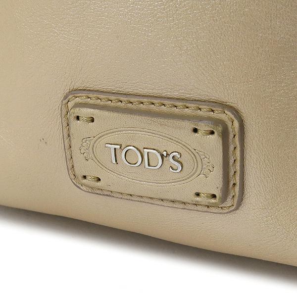 Tod's(토즈) 베이지 컬러 레더 D스타일링 2WAY [강남본점] 이미지4 - 고이비토 중고명품