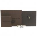 Louis Vuitton(루이비통) Q151C 땅부르 비쥬 화이트 자개판 가죽밴드 여성용 시계 [강남본점]