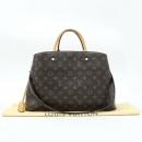 Louis Vuitton(루이비통) M41067 모노그램 캔버스 몽테뉴 GM 토트백 + 숄더스트랩 2WAY [강남본점]
