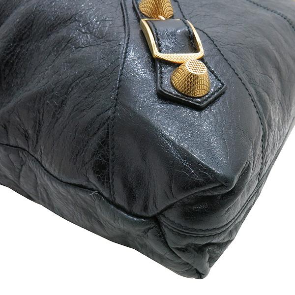 Balenciaga(발렌시아가) 173085 금장 스터드 블랙 컬러 자이언트 BRIEF (브리프) 토트백 + 보조 거울 [인천점] 이미지6 - 고이비토 중고명품