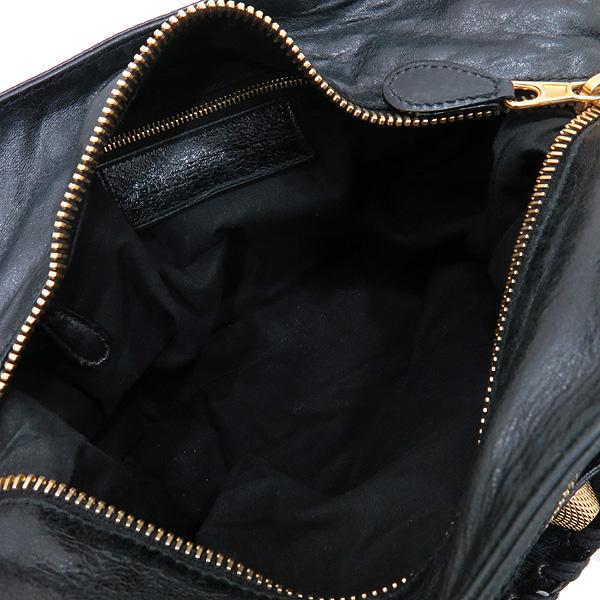 Balenciaga(발렌시아가) 173085 금장 스터드 블랙 컬러 자이언트 BRIEF (브리프) 토트백 + 보조 거울 [인천점] 이미지7 - 고이비토 중고명품